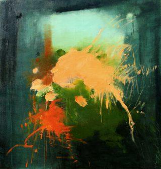 Bacchus and Pan: Nightfall by Barbara Steinberg