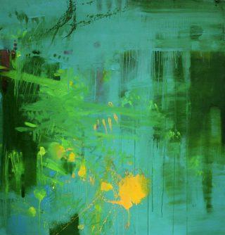 Pan in July by Barbara Steinberg
