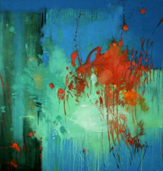 An Incantation in Summer by Barbara Steinberg