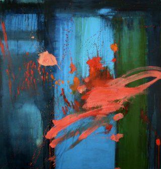 Midsummer Eve by Barbara Steinberg