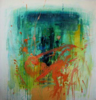 Afternoon in Arcadia by Barbara Steinberg