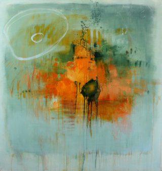 Shadow Falling, Mist Rising by Barbara Steinberg