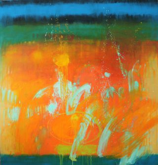 Borderland: After Midsummer by Barbara Steinberg