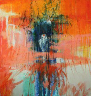 Borderland: Flesh and Blood by Barbara Steinberg