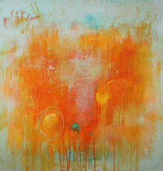 Borderland: Autumn Rising by Barbara Steinberg