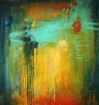 Borderland: Where Late the Sweet Birds Sang by Barbara Steinberg