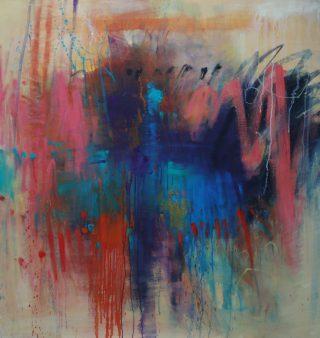Against the Dark: April's Return by Barbara Steinberg