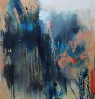 Against the Dark: Cloud in May by Barbara Steinberg
