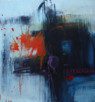 Against the Dark: February Distances by Barbara Steinberg