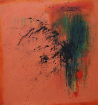 Boundaries: The July Crows by Barbara Steinberg