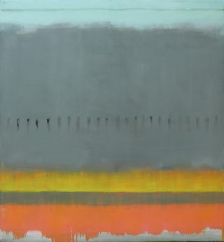 Boundaries: April's Edge by Barbara Steinberg